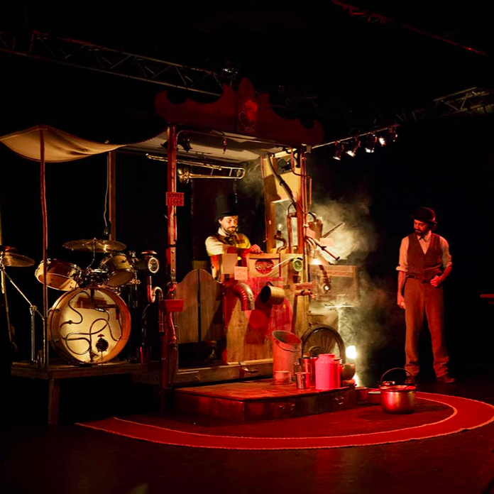 photo du spectacle Boîte de nuits